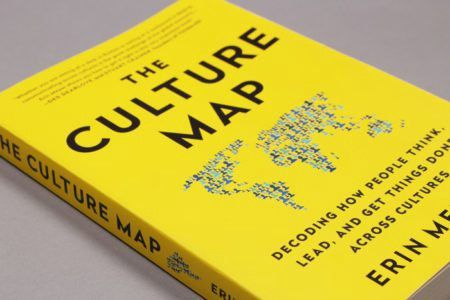 Image of The Culture Map paperback